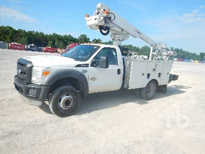 FORD Bucket & Digger Derrick Trucks for sale | Ritchie Bros
