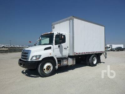 HINO Vocational Trucks for sale | Ritchie Bros