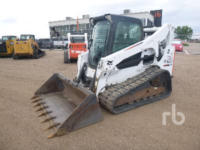 BOBCAT Skid Steers for sale | Ritchie Bros
