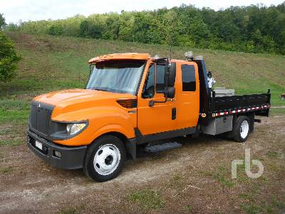 INTERNATIONAL Flatbed Truck for sale | Ritchie Bros