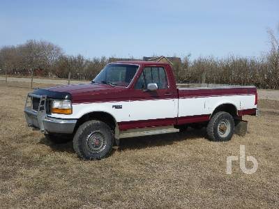 1993 ford f250 4x4