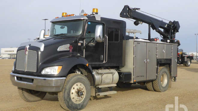 New and used service trucks for sale