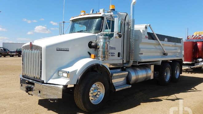 Used Dump Trucks >> New And Used Dump Trucks Tandem Axle For Sale