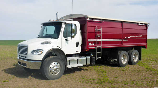 Grain Trucks For Sale >> New And Used Grain Trucks For Sale