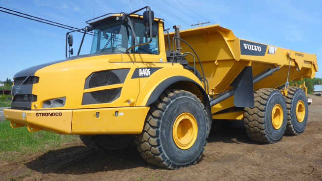 New and used articulated dump trucks for sale | Ritchie Bros