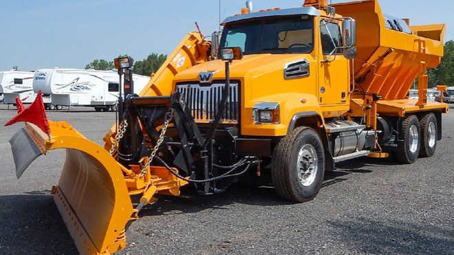 Plow Trucks For Sale >> New And Used Snow Plow Sander Trucks For Sale Ritchie Bros